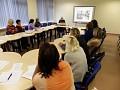 """Seminare """"Teorinių ir praktinių žinių darna ugdant pradinių klasių mokinių saugaus eismo įgūdžius"""" – naudingi praktiniai patarimai mokytojams"""