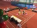 Jaunieji šalies sveikuoliai azartiškai rungėsi II konkurso etape