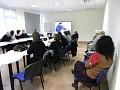 """Lietuvos mokinių neformaliojo švietimo centre vyko seminaras """"Formaliojo ir neformaliojo ugdymo darna įgyvendinant žmogaus saugos bendrąją programą"""""""