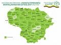 Lietuva pavasarį pasitiks su sveikatą stiprinančių mokyklų bangos renginiais