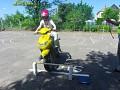 """Konkurso """"Saugokime jaunas gyvybes keliuose"""" jaunųjų mopedų ir motociklų vairuotojų varžybų nacionalinis etapas"""