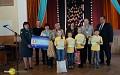 """Sveikiname pradinių klasių mokinių konkurso """"Šviesoforas"""" regioninio etapo nugalėtojus!"""