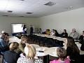 """Lapkričio 29 d. vyko saugaus eismo kvalifikacijos tobulinimo seminaras """"Mokinių saugaus eismo kompetencijų ugdymas: iššūkiai ir galimybės"""""""