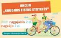 """Baigėsi akcija """"Saugaus eismo stotelės"""": 102 stotelėse – gausus dalyvių būrys"""