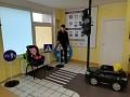 Kviečiame visus priešmokyklinio ugdymo vaikus ir pradinių klasių mokinius į edukacinius saugaus eismo užsiėmimus