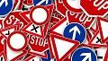 Iššūkis vairuotojams – pasitikrinkite, ar gerai pažįstate kelio ženklus?